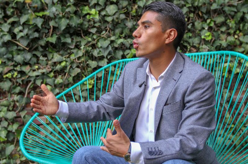 Tras interpretar a Aburto sentí empatía por él: Jorge Antonio Guerrero
