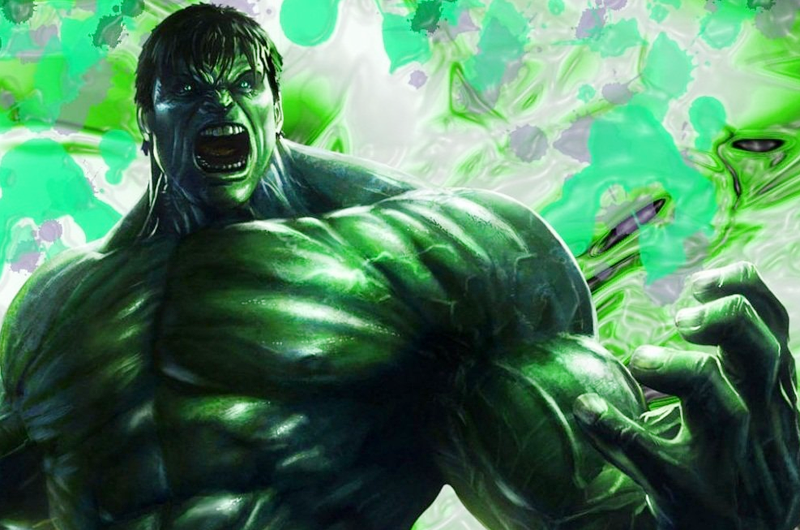 Hulk contra Thanos, la batalla definitiva de Vengadores EndGame