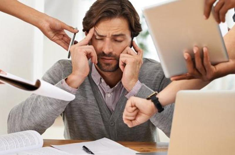 Estrés, mal necesario para accionar ante la vida diaria, dice experta