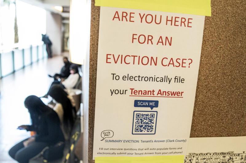 A inquilinos de Nevada los protege la ley AB486