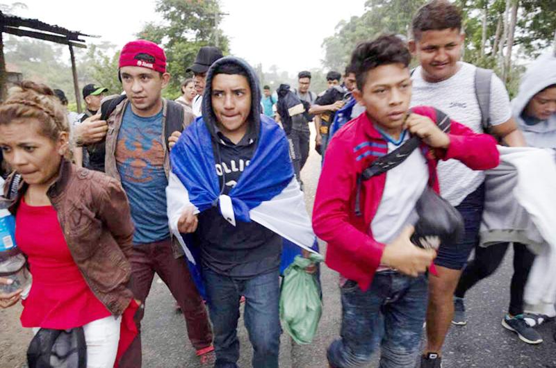 Rompe récord cifra de guatemaltecos expulsados de EUA