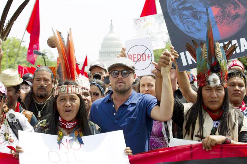 La Columna Vertebral: Los hispanos y el cambio climático