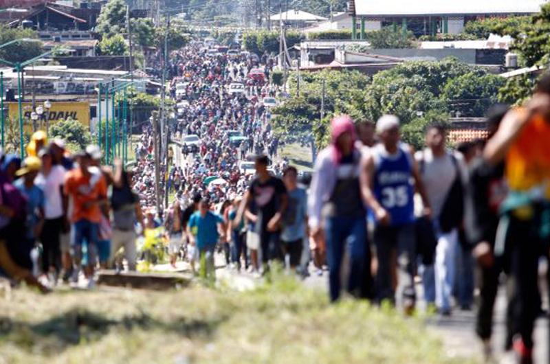 Rechazan organizaciones en DH política federal migratoria