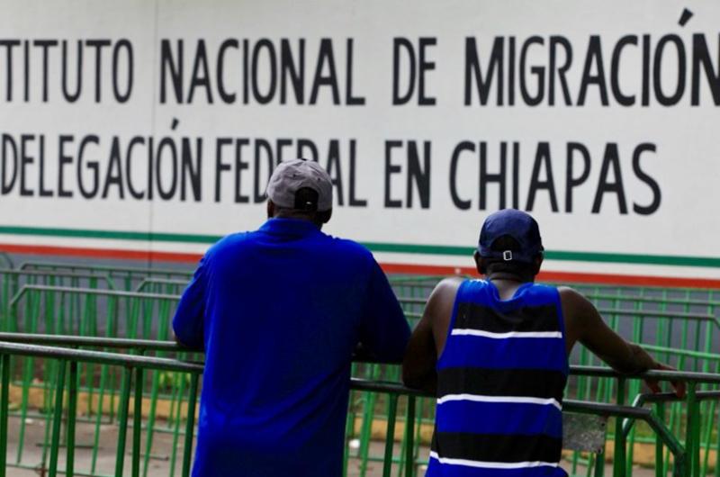 Migración atendió a más de 7 mil personas en primeros días del año en Chiapas