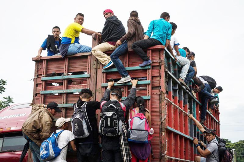 Piden que Canadá ayude a atender causas de migración en Centroamérica