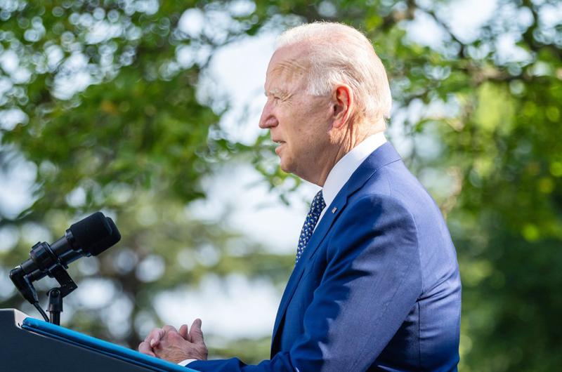 Opinión: Esto no es lo que Biden prometió