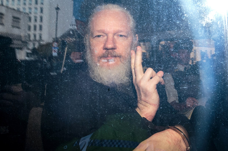 "Assange no tendrá trato ""imparcial ni justo"" en Reino Unido: WikiLeaks"