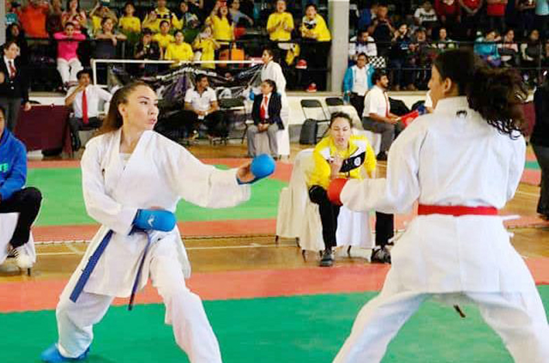 Karatecas mexicanos van a Liga Premier en Japón