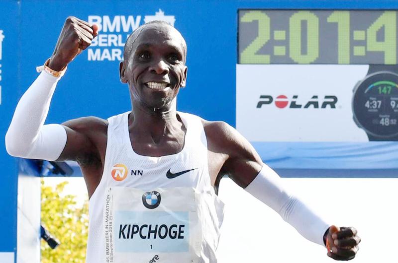 Premio Atleta varonil 2018: Keniata Eliud Kipchoge lidera a los finalistas