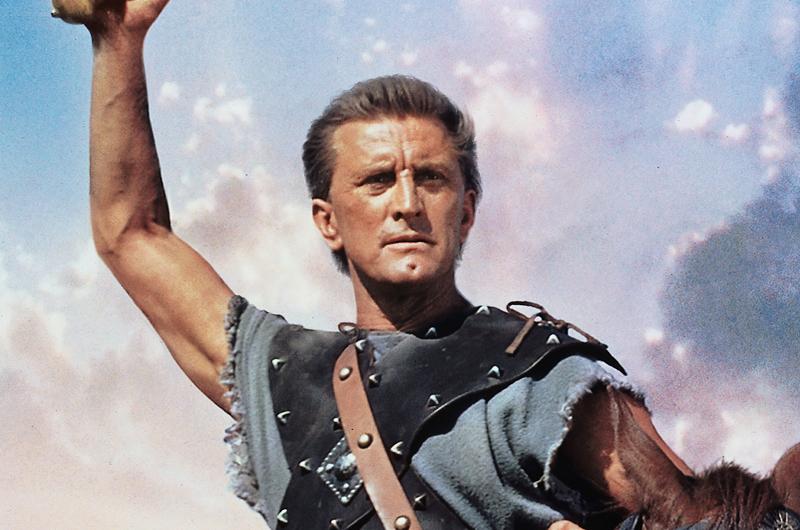 Falleció un duro de Hollywood a los 103 años... Kirk Douglas
