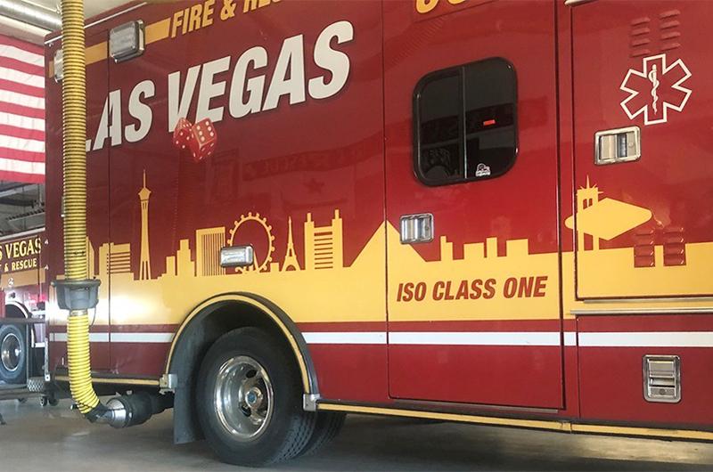 ¿Quiere ser bombero en LV?... Esta puede ser la oportunidad que esperaba