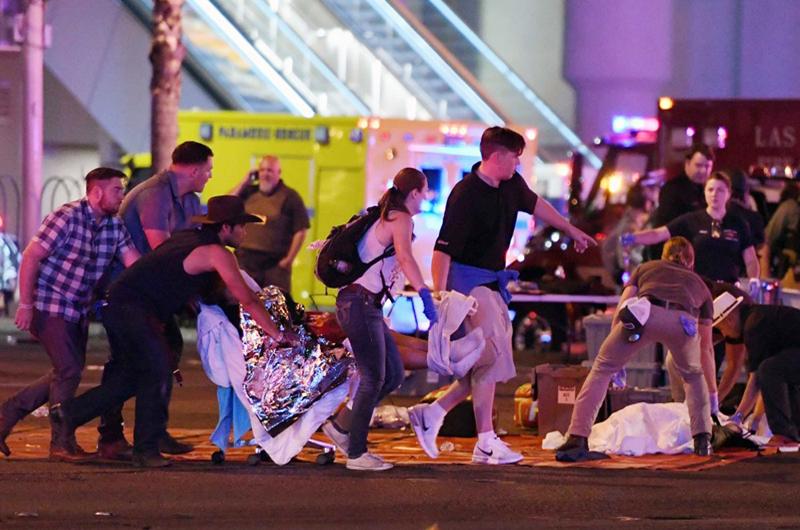 Cierran investigación sobre la masacre en el Strip de Las Vegas