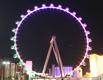 Inauguraron la rueda de la fortuna más alta del mundo