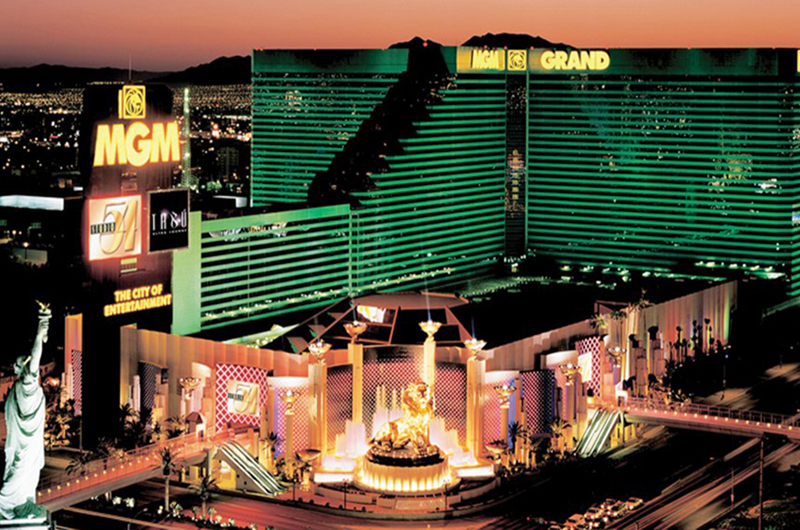 Venden el hotel y casino MGM el más grande de Las Vegas