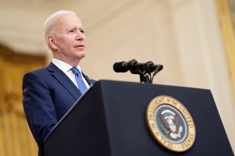 Biden dará asilo a algunos menores frente al aumento de migración irregular