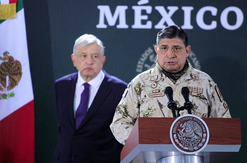 México confirma que un soldado mató a guatemalteco por