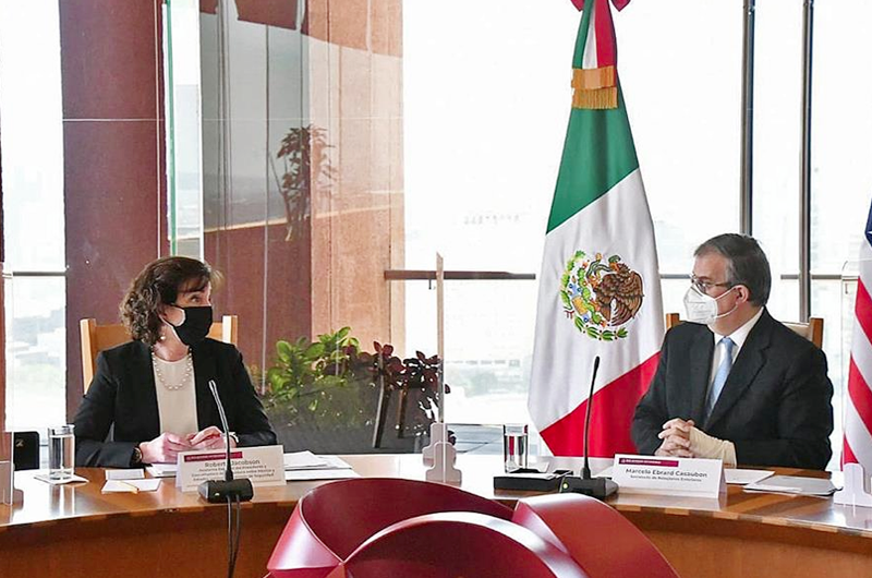 México y EEUU acuerdan