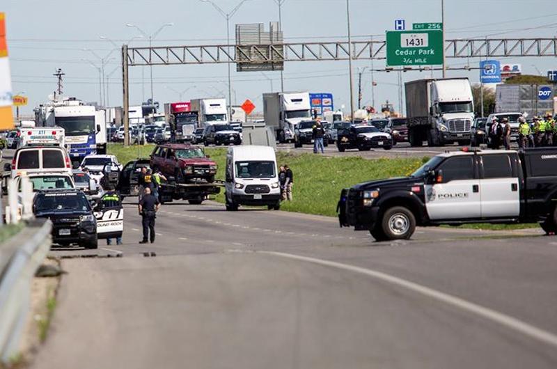 Vehículo que transportaba seis indocumentados origina persecución en Texas