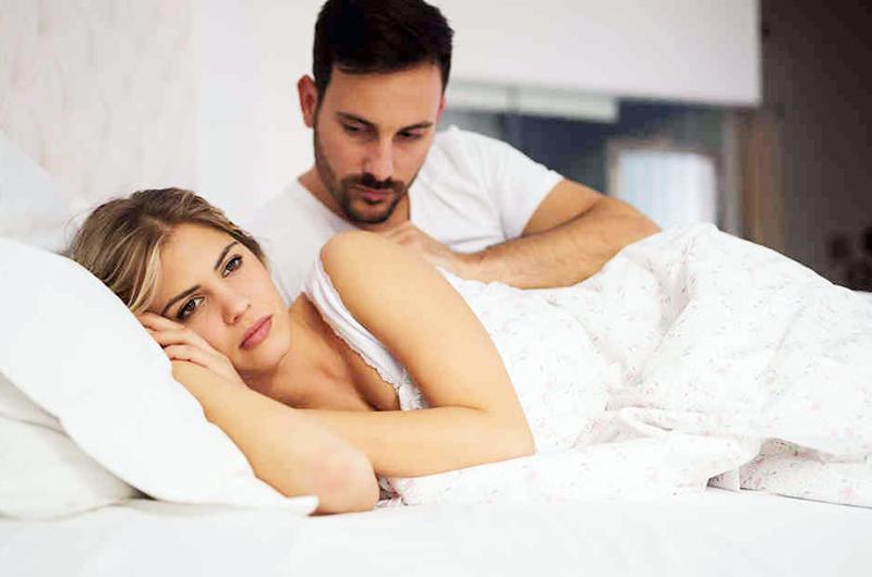 Mujer sin límite: Por qué una mujer no quiere hacer el amor