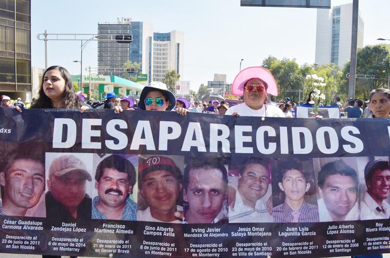 Madres de migrantes desaparecidos continúan su lucha para que se haga justicia