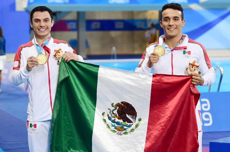 México iguala en Lima 2019 segunda participación histórica fuera de casa