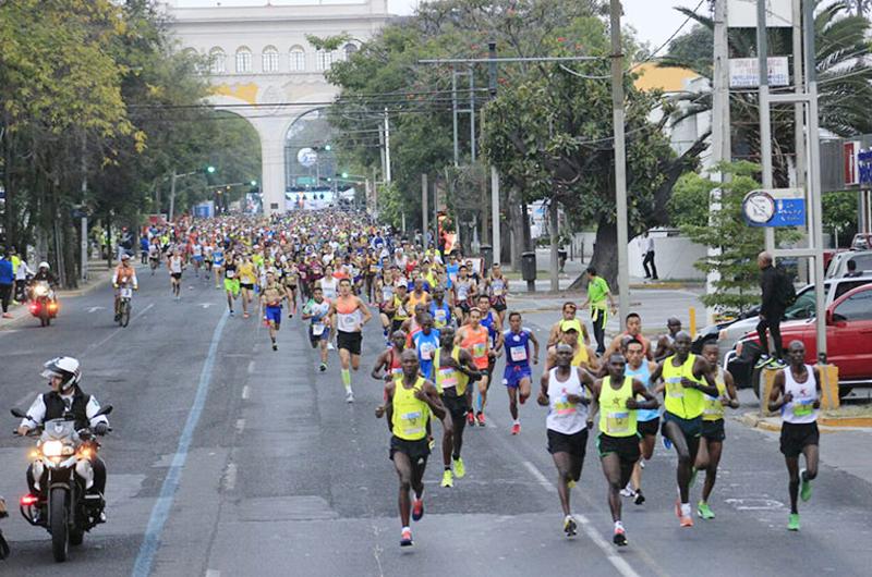 Media maratón de Guadalajara obtiene certificación oro internacional