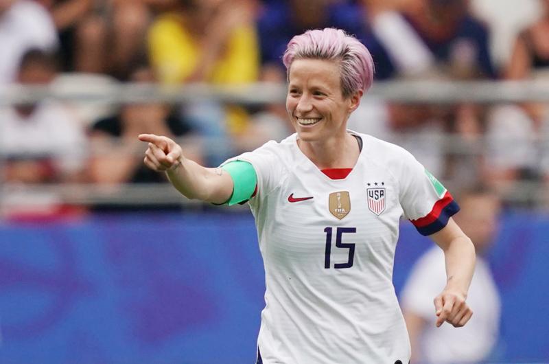 Copa Mundial Femenil: Ganó Estados Unidos 2-1 a España y va contra Francia