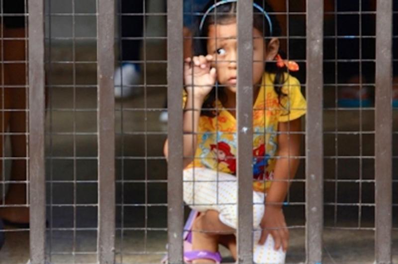 Migración entregó información sobre menores de edad en estación capitalina