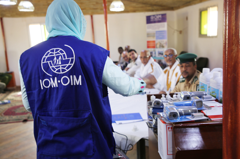 OIM aumentará cooperación con Etiopía en combate al coronavirus