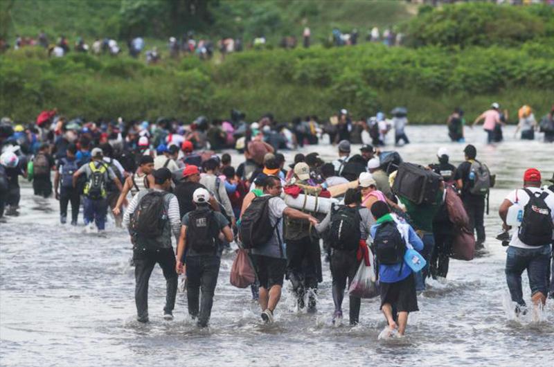 Segob mejorará recopilación de datos migratorios en México