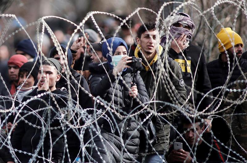 Advierte Unión Europea que sus puertas no están abiertas para refugiados