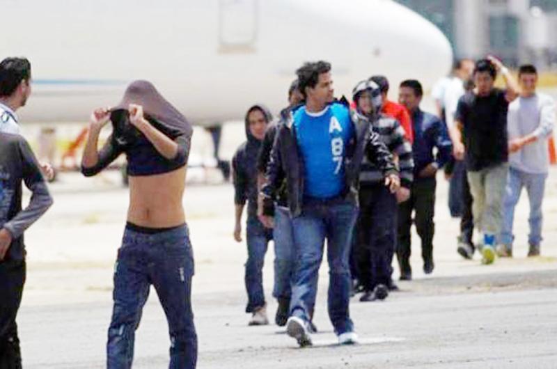Repatrió Migración a más de tres mil 600 centroamericanos
