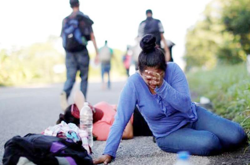 Mueren mil 675 migrantes en el mundo en el año 2019: OIM