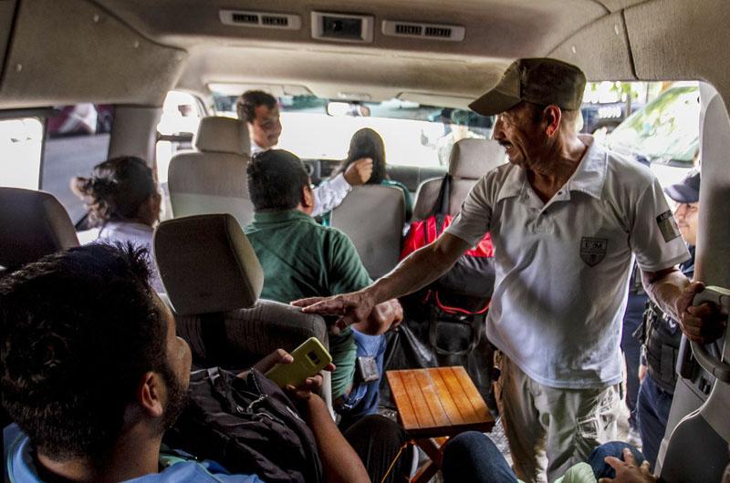 Rompe México récord en devolución de migrantes centroamericanos OIM