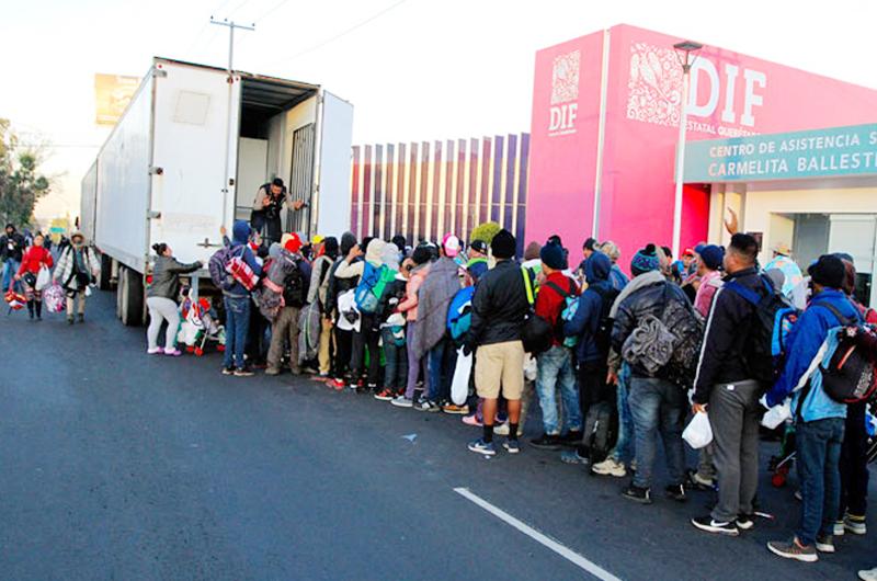 Preparan agenda rumbo a aprobación de ley de atención a migraciones