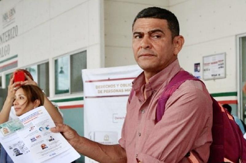 Terminó programa de Tarjetas de Visitante por Razones Humanitarias