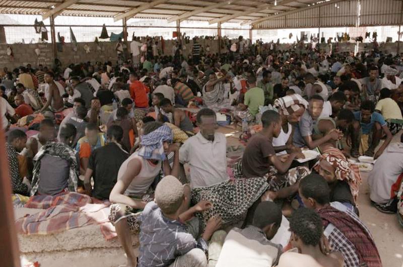 OIM pide ayuda para migrantes en África y Yemen