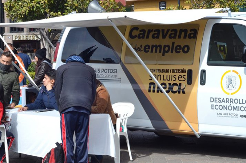 Van 686 centroamericanos que obtienen empleo formal, señala Gobernación