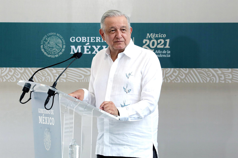López Obrador afirma que México seguirá