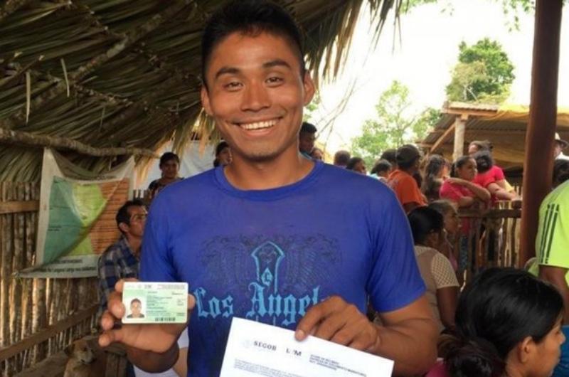 Migración inicia regularización de desplazados guatemaltecos en Campeche
