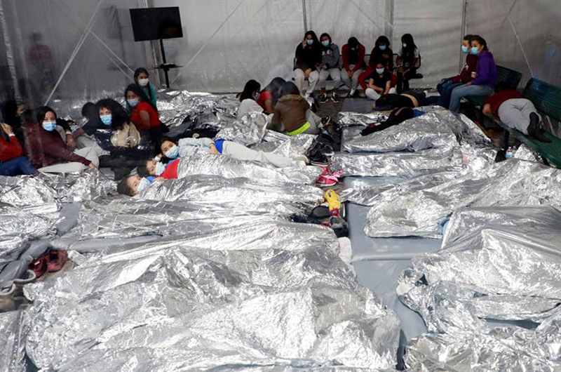 EE.UU. prevé que la llegada de niños migrantes se dispare en los próximos meses
