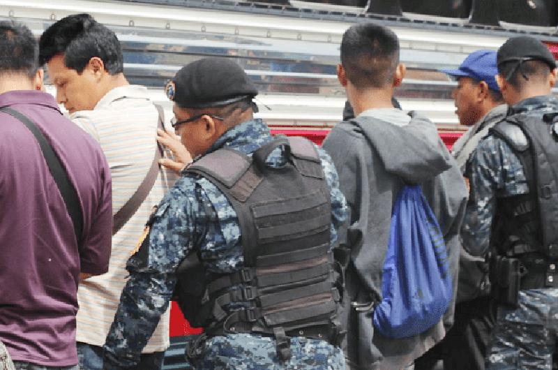 Guatemala detiene a más de 180 migrantes en dos días