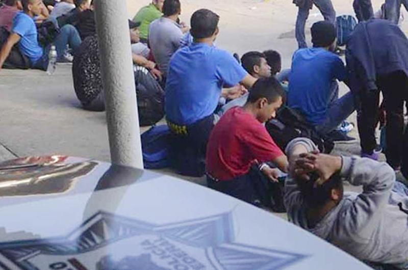 Migrantes rescatados en Chiapas eran obligados a pedir dinero a sus familias
