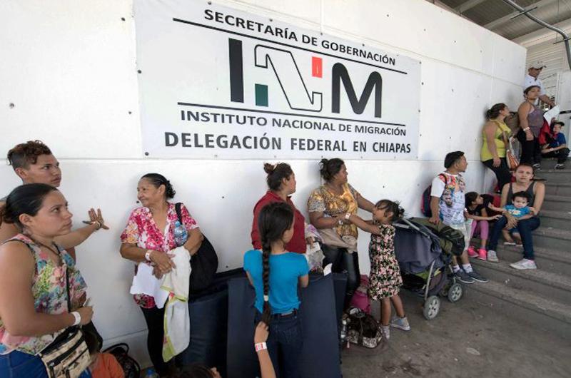 Solicitan 11 mil 366 migrantes tarjeta humanitaria en México