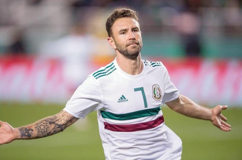 """Layún se defiende de ataques, tras su ausencia en Copa Oro con el """"Tri"""""""