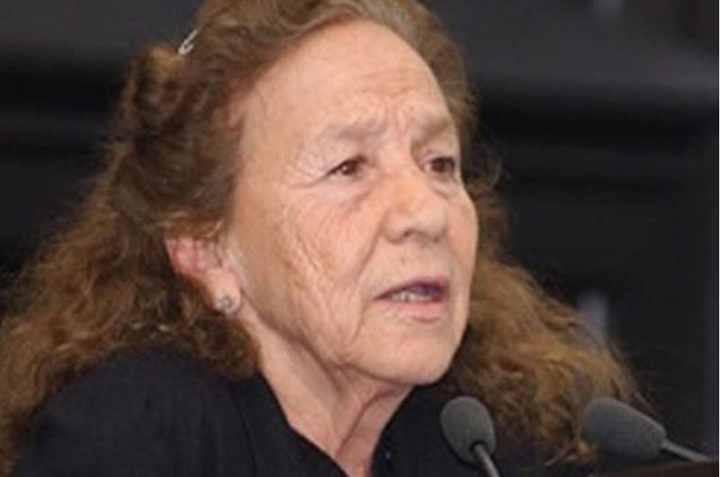 Rosario Ibarra símbolo de la lucha política y social