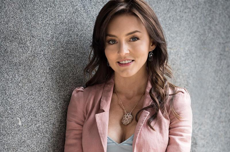 Angelique Boyer cumple el sueño de cualquier actriz en las telenovelas