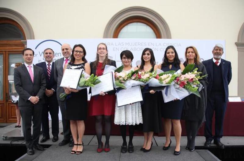 Reconocen con beca L´Oréal UNESCO a cinco científicas mexicanas