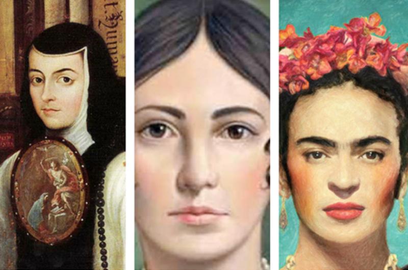 Mentes y manos de mexicanas impulsaron el arte y la cultura nacional