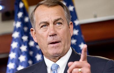 Líder republicano Boehner se dice convencido sobre reforma migratoria